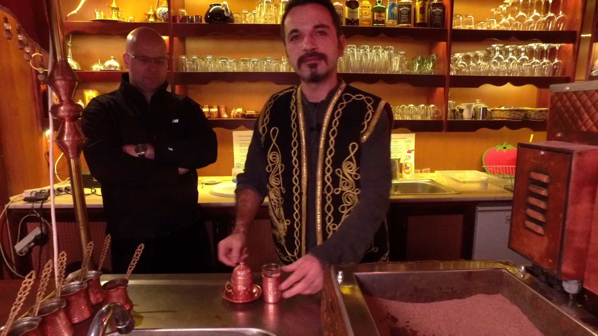 Hogyan készül a Török kávé?